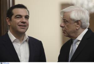 """Πρόεδρος της Δημοκρατίας: """"Μάχη"""" Τσίπρα για Παυλόπουλο, ούτε ν' ακούει για Βενιζέλο, Διαμαντοπούλου, Δαμανάκη!"""