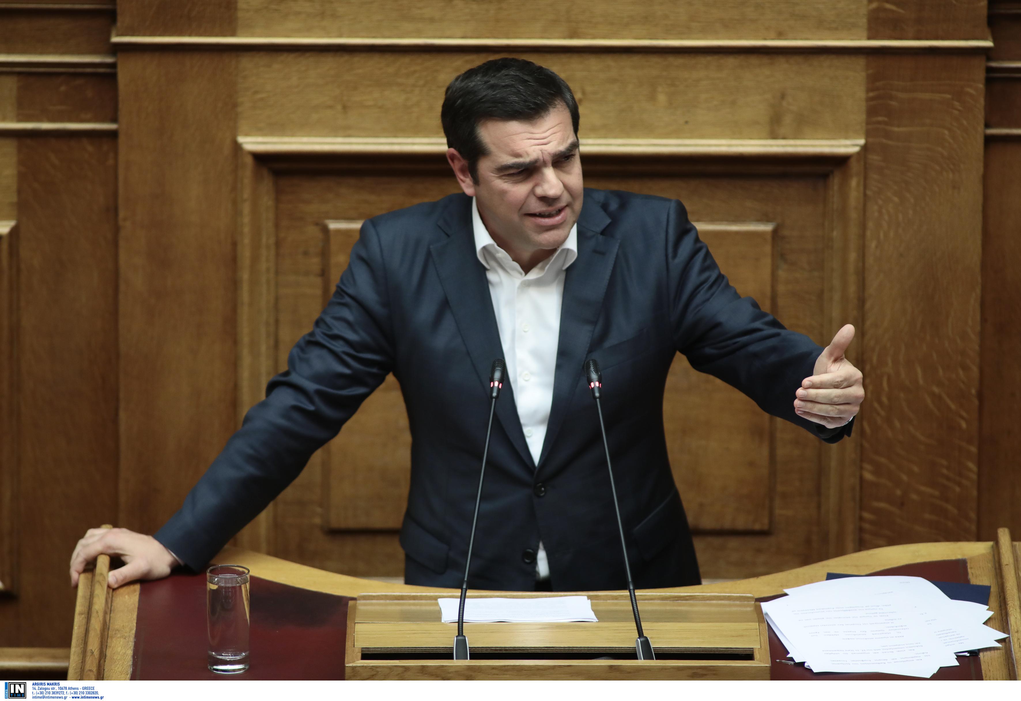 «Πάει πολύ να μας κάνει μαθήματα ήθους ο Μητσοτάκης» - Περιμένει… δικαίωση για τη Συμφωνία των Πρεσπών ο ΣΥΡΙΖΑ