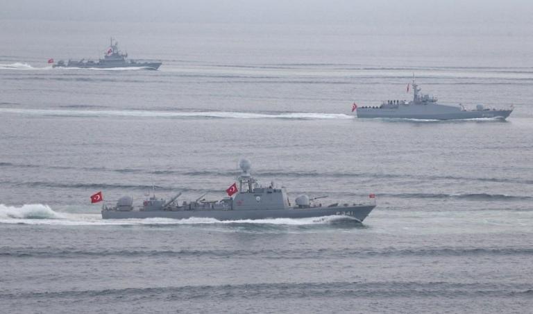 """""""Σβήνουν"""" το Καστελόριζο από το χάρτη! Νέες προκλητικές ασκήσεις του τουρκικού στρατού σε Ελλάδα και Κύπρο"""