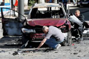 Ουκρανία: 16 οι νεκροί από την πυρκαγιά! Ύποπτη η διευθύντρια του ιδρύματος