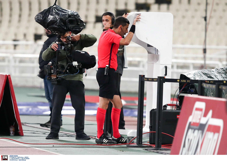 Με VAR όλοι οι αγώνες στο Κύπελλο Ελλάδας – Ανακοινώθηκαν οι διαιτητές