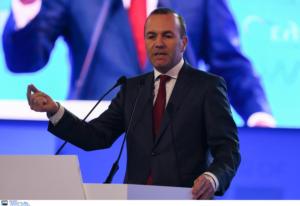 Μήνυμα Βέμπερ: Στηρίζουμε την ευρωπαϊκή προοπτική των δυτικών Βαλκανίων