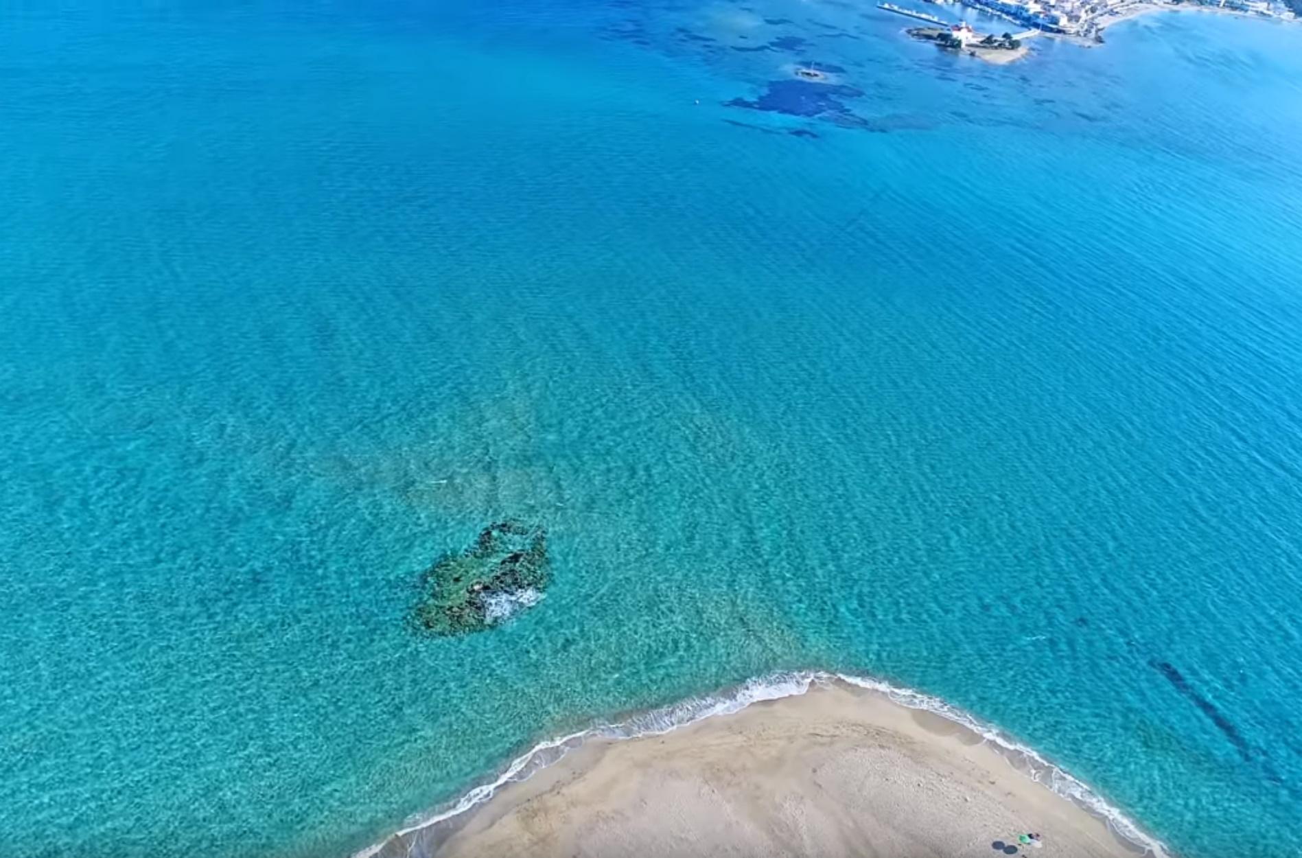 Η αρχαιότερη βυθισμένη πόλη του κόσμου είναι στην Ελλάδα