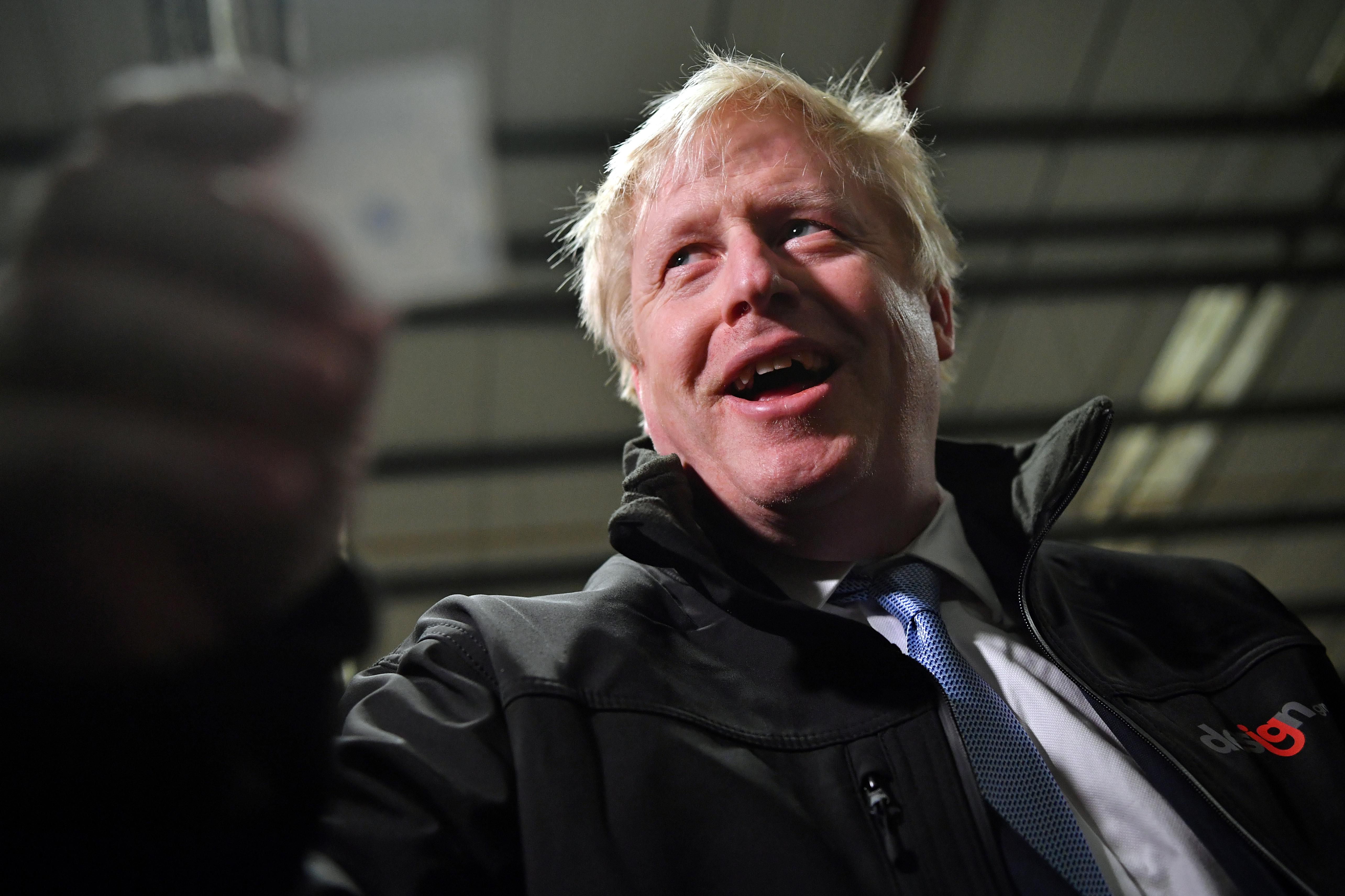 εκλογές στην Αγγλία