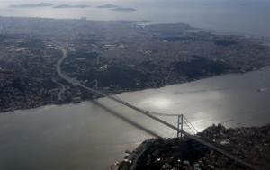 Τουρκία: Πλοίο προσέκρουσε σε ακτή του Βοσπόρου! Έκλεισε το Στενό! [video]