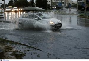 Καιρός – Διδώ: Σαρώνει και σήμερα την χώρα με βροχές και καταιγίδες