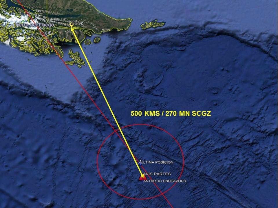 Χιλή: Βρέθηκαν συντρίμμια του C 130 με τους 38 επιβαίνοντες