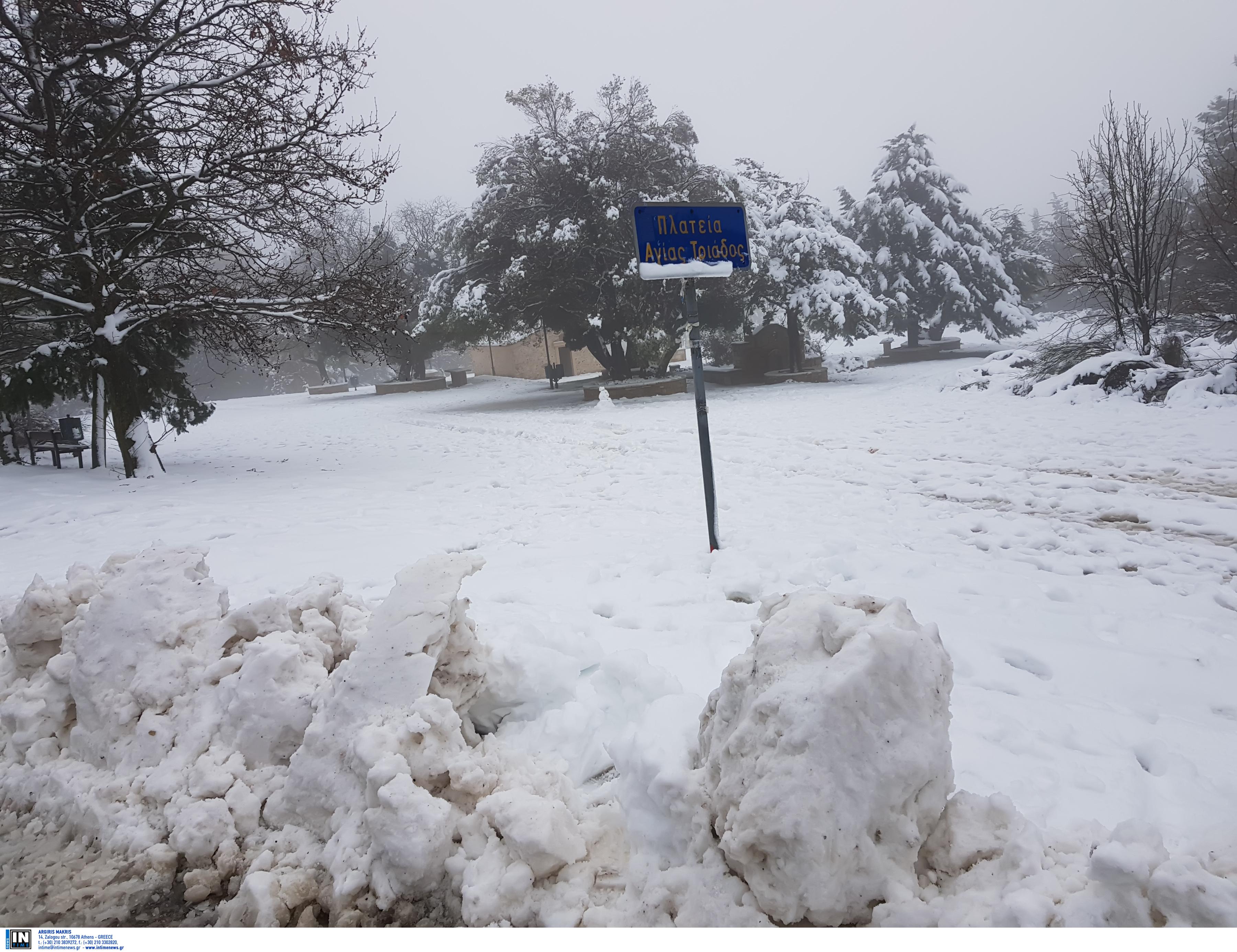 """Μετά την Ζηνοβία... ψυχρή εισβολή από Ρωσία! Χιόνια και στην Αττική - Πότε ξεκινά το νέο """"κύμα"""""""