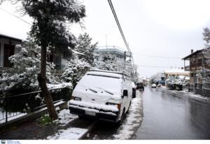 Καιρός σήμερα: Παγετός, χιόνια, βροχές και καταιγίδες