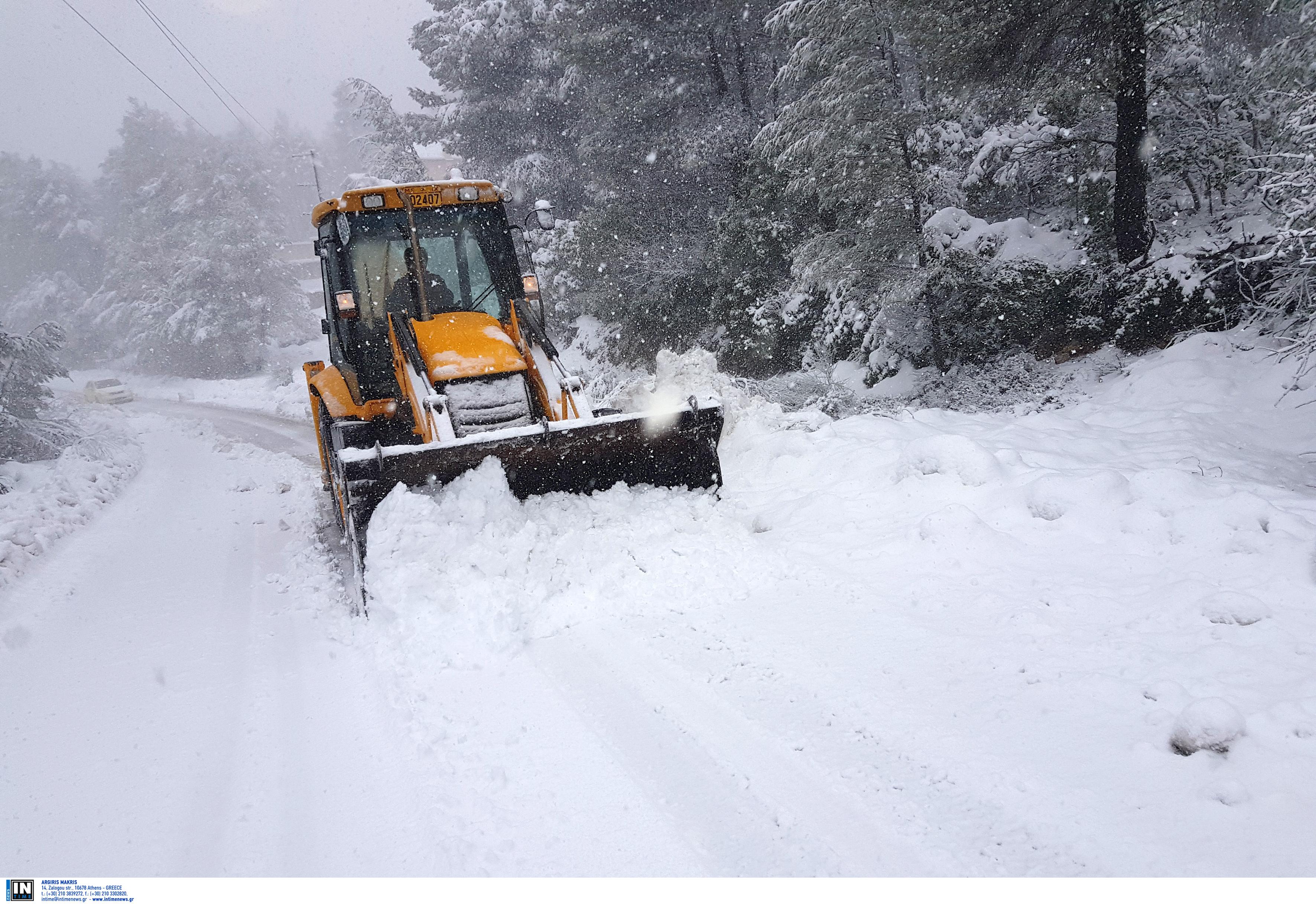 Καιρός: Τα προβλήματα σε Αχαΐα, Αρκαδία και Κορινθία! Ποιοι δρόμοι παραμένουν κλειστοί…