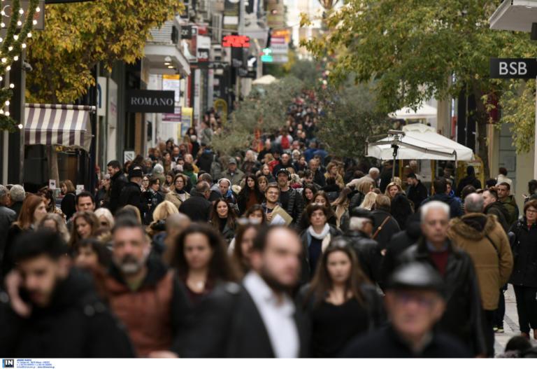 """Χριστούγεννα 2019: Τα ποσά που """"χαλάνε"""" οι Έλληνες και… ο πιο σπάταλος λαός στην Ευρώπη"""