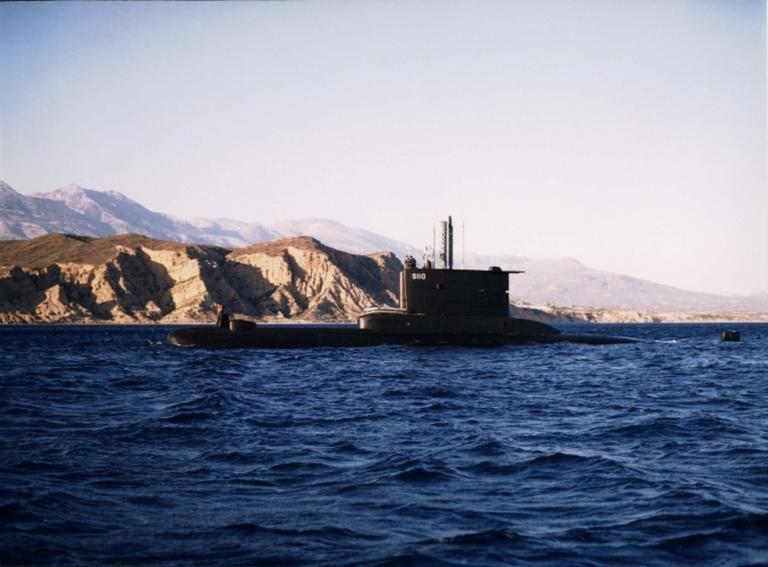 """'Έκλεισε"""" η συμφωνία """"βόμβα"""" για τα υποβρύχια του Πολεμικού Ναυτικού!"""