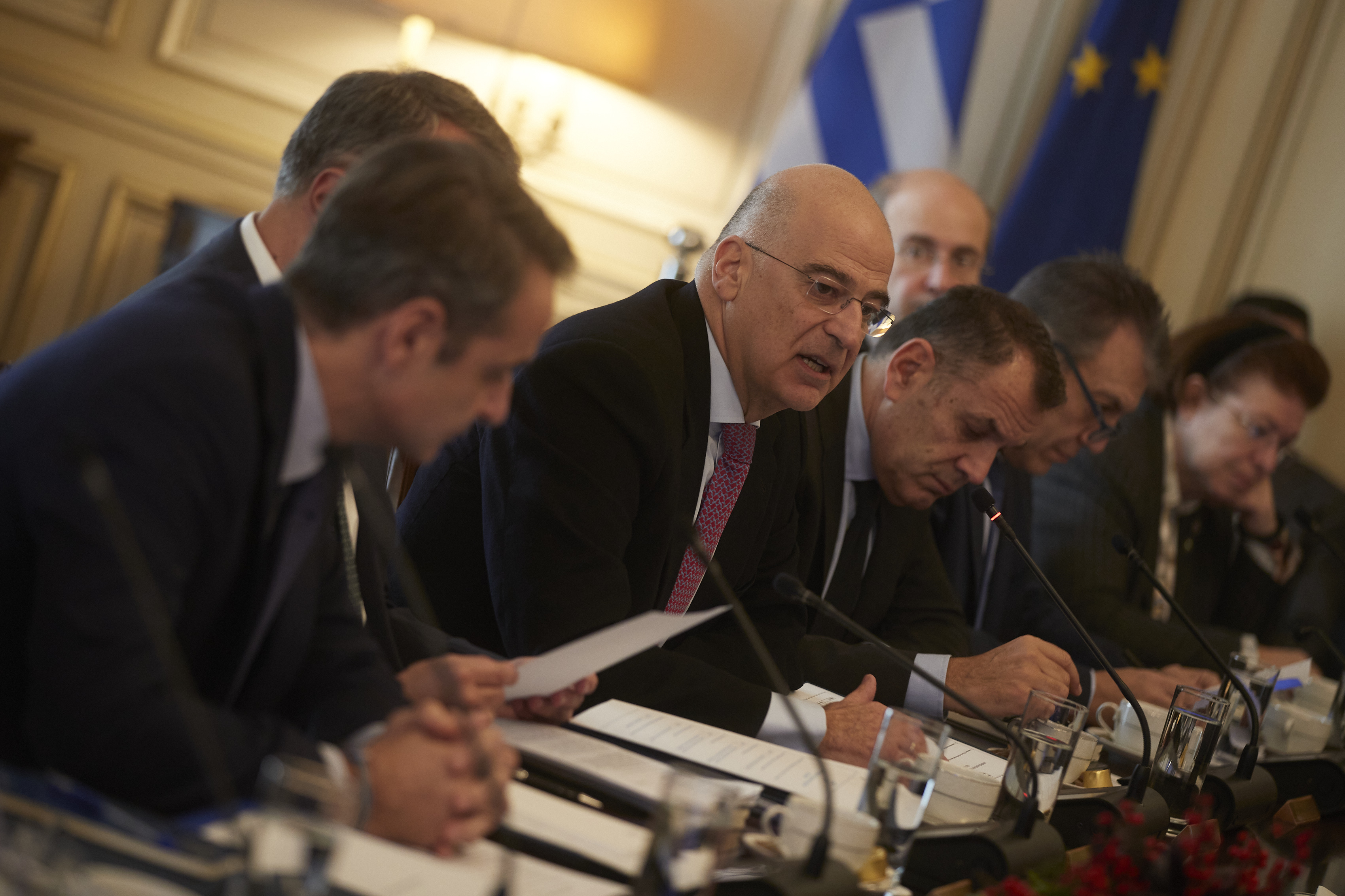 Υπουργικό συμβούλιο: Δεν θα είναι μόνο ο EastMed!