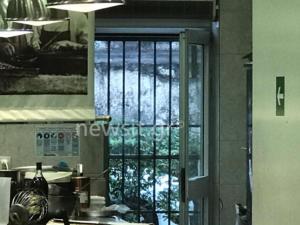 Έτσι ξήλωσαν το χρηματοκιβώτιο από γνωστό ζαχαροπλαστείο στο Χαλάνδρι! [pics, video]