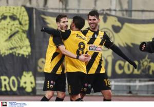 """ΑΕΚ – ΑΕΛ: """"Φόρτσαρε"""" στο δεύτερο μέρος και νίκησε απουσίες και """"βυσσινί""""!"""