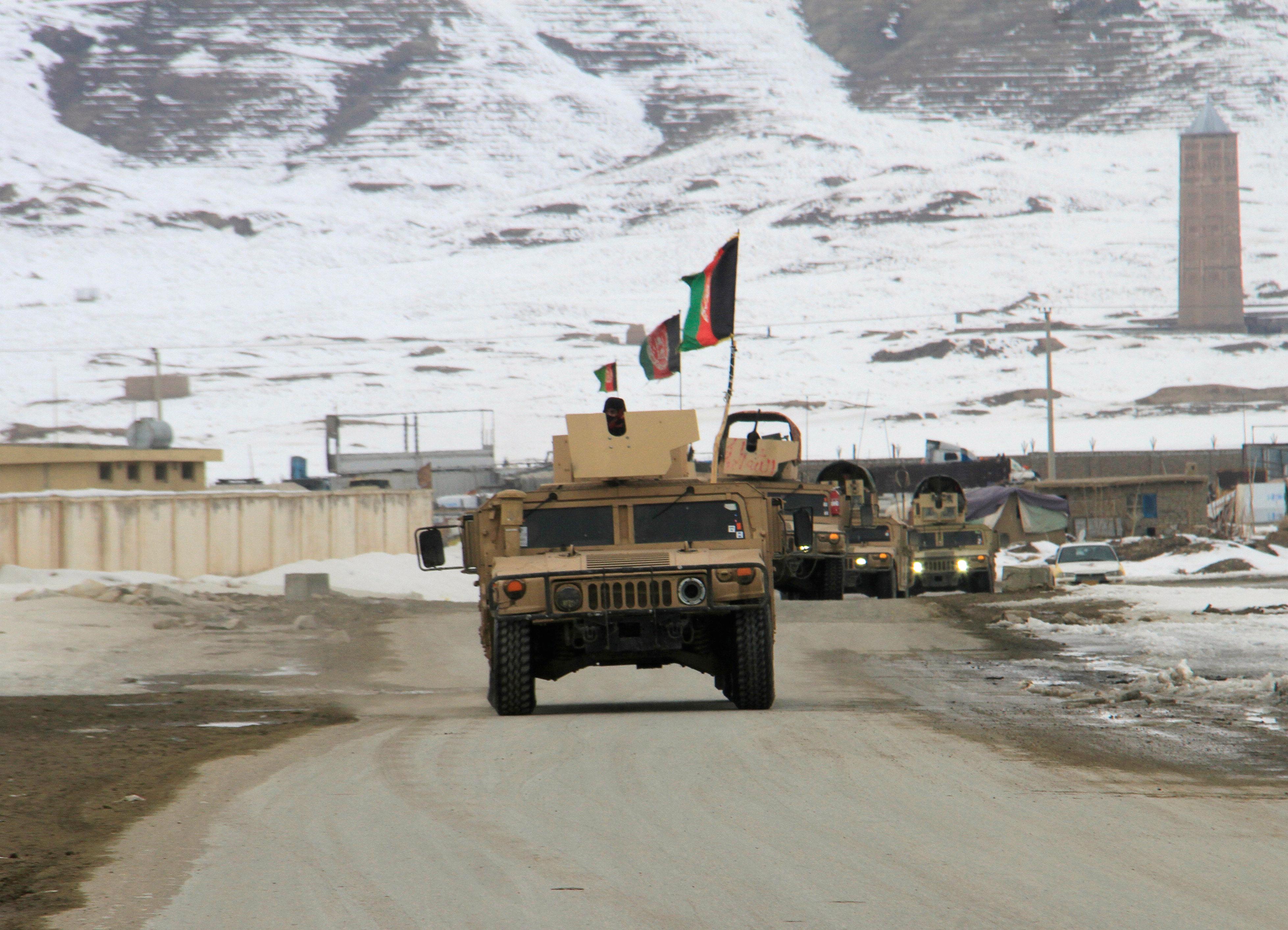 Αφγανιστάν - συντριβή αεροσκάφους