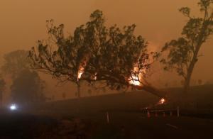 Οι βροχοπτώσεις που έρχονται φέρνουν ελπίδα στην μάχη με τις φωτιές στην Αυστραλία