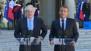 Με Μακρόν και Τζόνσον η διεθνής διάσκεψη κορυφής του Βερολίνου για τη Λιβύη