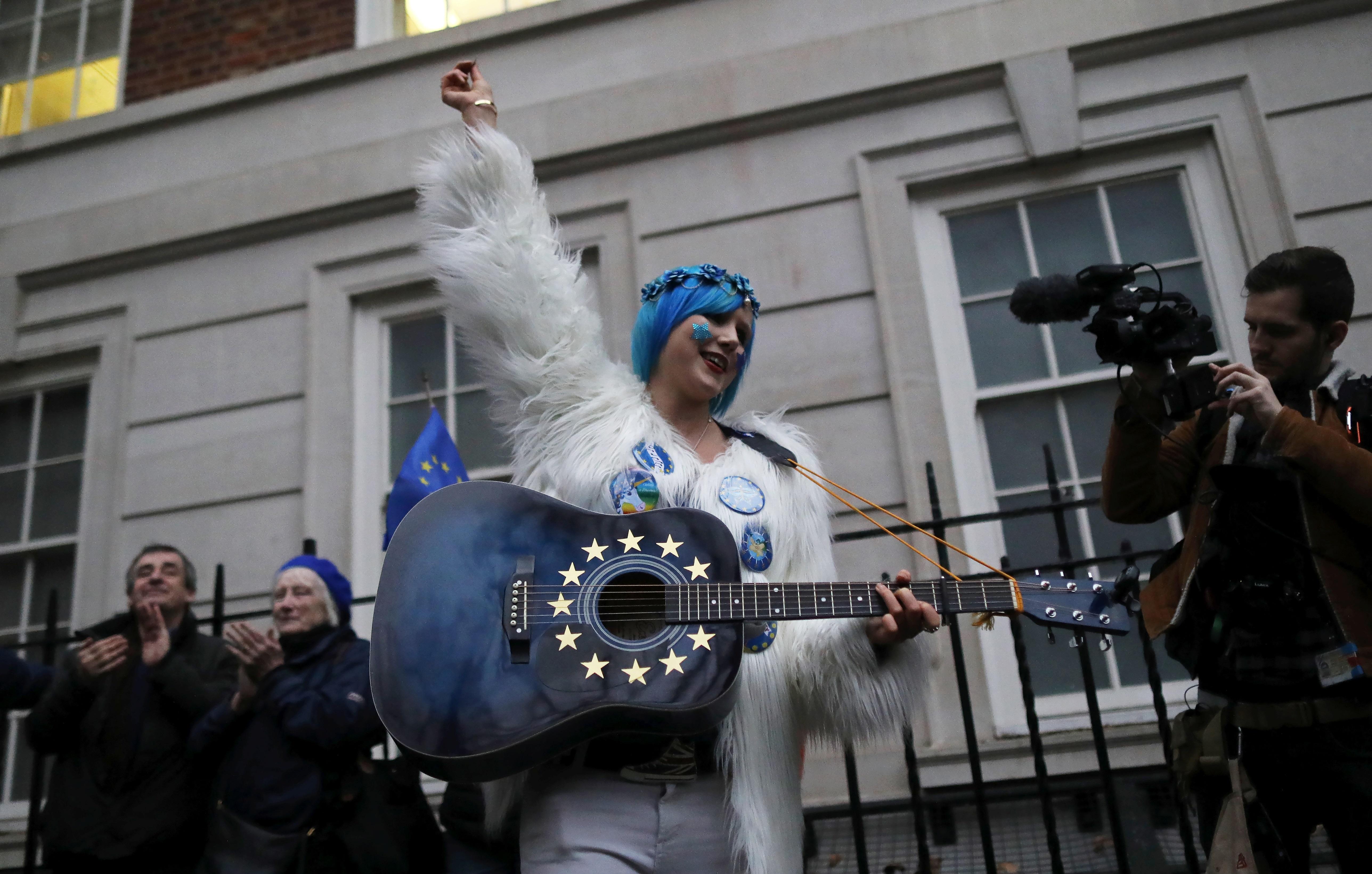 Brexit: Βραδιά υποδοχής με καλεσμένους του Μπόρις Τζόνσον στην Ντάουνιγκ Στριτ