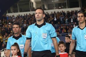 ΠΑΟΚ – ΑΕΚ: Ισραηλινός διαιτητής στο ντέρμπι της Τούμπας!