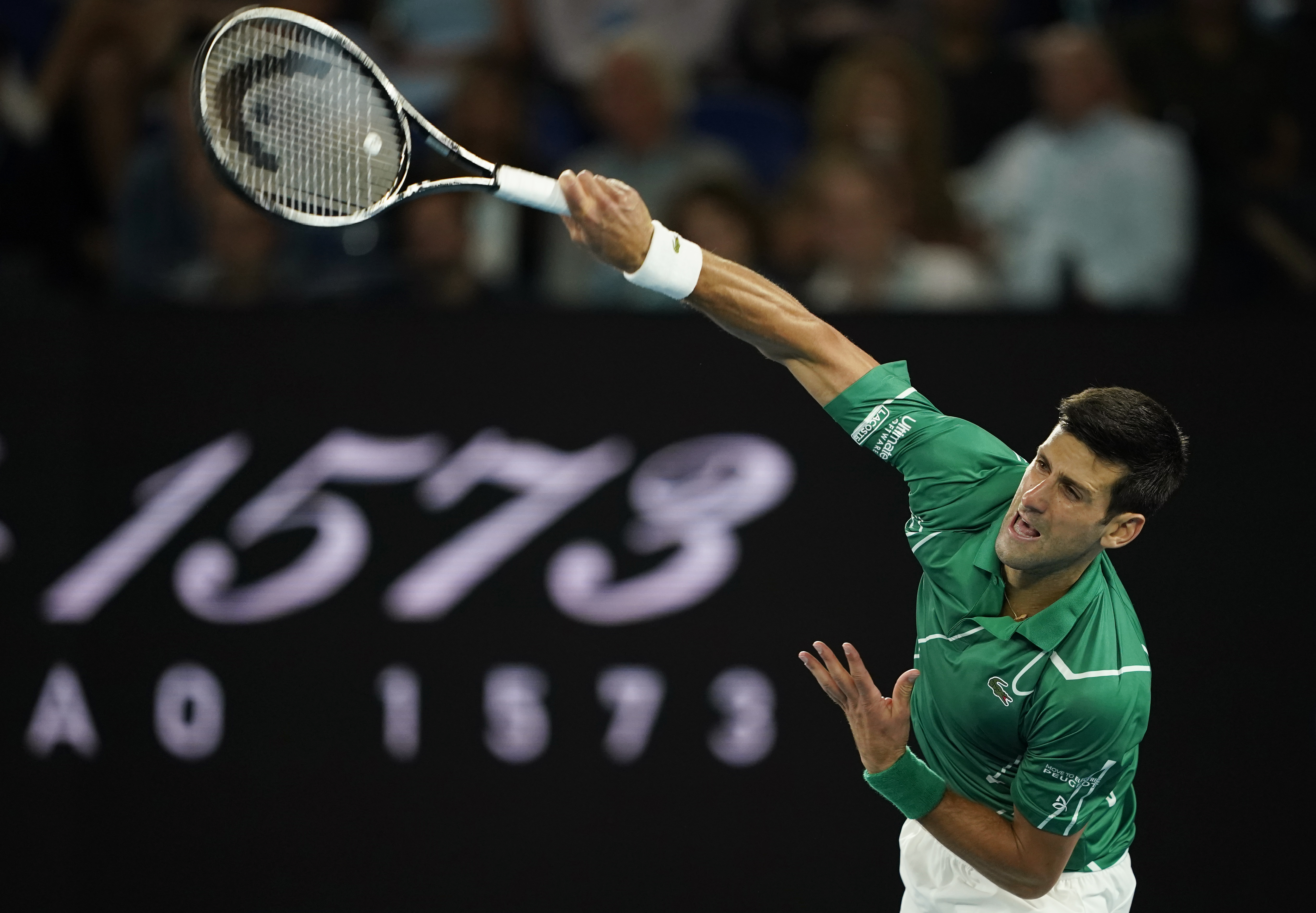 """Australian Open: Στα ημιτελικά ο Τζόκοβιτς! """"Τιτανομαχία"""" με Φέντερερ"""