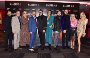 Χαλβάη 5-0: Διάσημες παρουσίες στην avant premiere της πρώτης ταινίας του Μάρκου Σεφερλή!