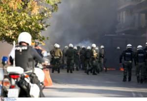 Συγκρούσεις μεταξύ οπαδών και αστυνομίας στην Ηλιούπολη! Τραυματισμοί και προσαγωγές
