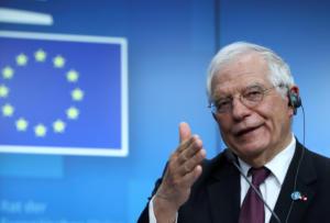 Μπορέλ για Συμβούλιο Υπουργών ΕΕ: Συζήτηση, αλλά καμιά απόφαση για τη Λιβύη