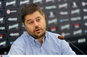"""ΠΑΟΚ – Γκαγκάτσης: """"Εντολοδόχος του Μαρινάκη ο Αυγενάκης! Το ζήτημα κρίνει την Εθνική συνοχή της χώρας"""""""