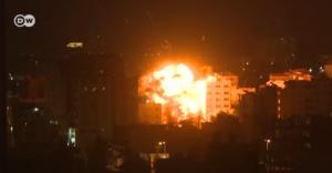 Λωρίδα της Γάζας: Πυραυλική επίθεση στο Ισραήλ η πρώτη μετά από τη δολοφονία Σουλεϊμανί