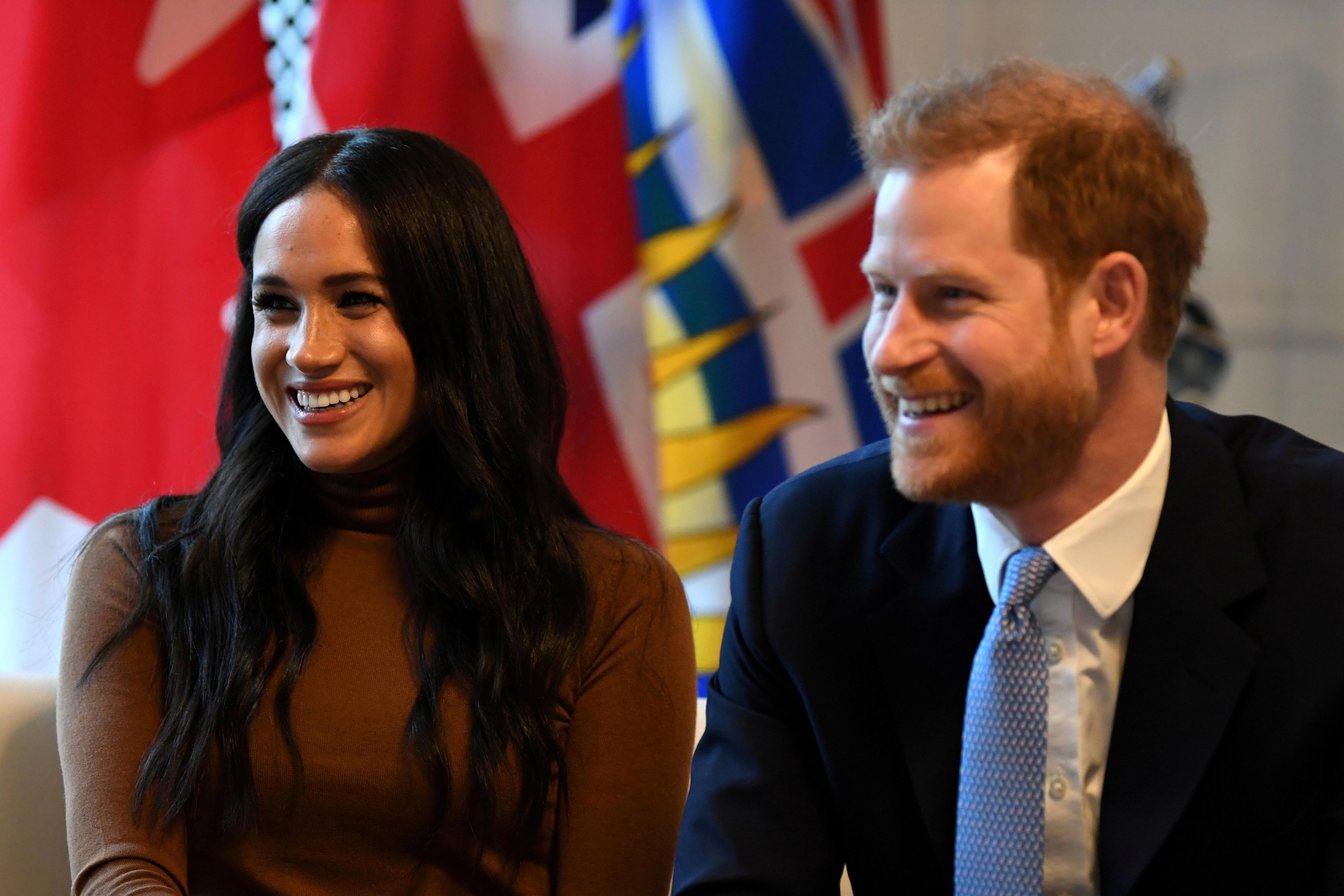Δεν... θα μείνουν άνεργα τα παιδιά - Πρόταση του Netflix σε Πρίγκιπα Χάρι και Μέγκαν Μαρκλ!