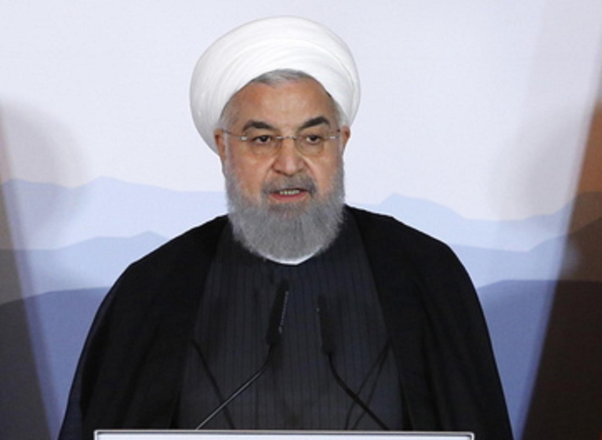 Ροχανί: Άνοιξε ένα νέο κεφάλαιο στις συνομιλίες για το πυρηνικό πρόγραμμα του Ιράν