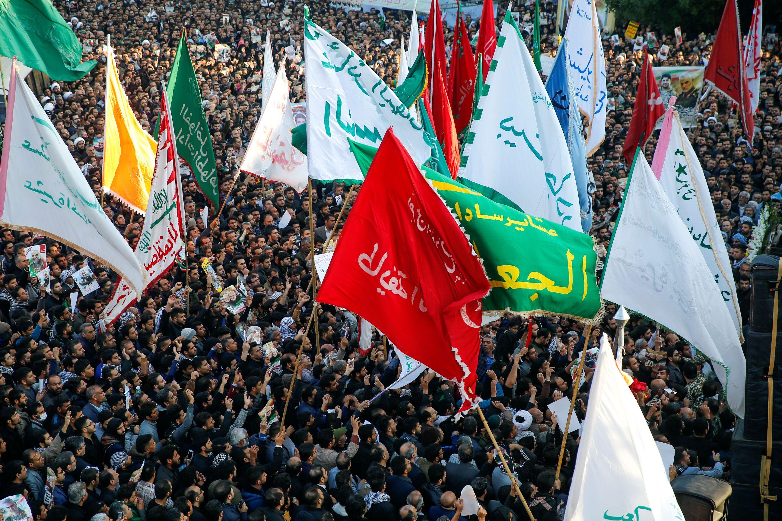 Ιράν: Προειδοποιεί για ολοκληρωτικό πόλεμο η Τεχεράνη!