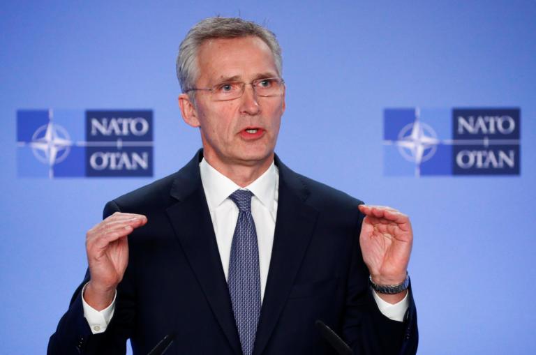 Στόλτενμπεργκ: Ανησυχεί για πιθανό ατύχημα στη Μεσόγειο αλλά βάζει «στο ίδιο τσουβάλι» Ελλάδα και Τουρκία