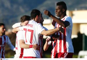 """Καλαμάτα – Ολυμπιακός: Νίκη… πρόκριση με """"σβηστές"""" μηχανές! Επιστροφή Λάζαρου στα γκολ [video]"""