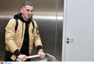 """Παναθηναϊκός: O Καρλίτος υπογράφει για τρία χρόνια! """"Δεν ήθελα να ακούσω για άλλη ομάδα"""""""