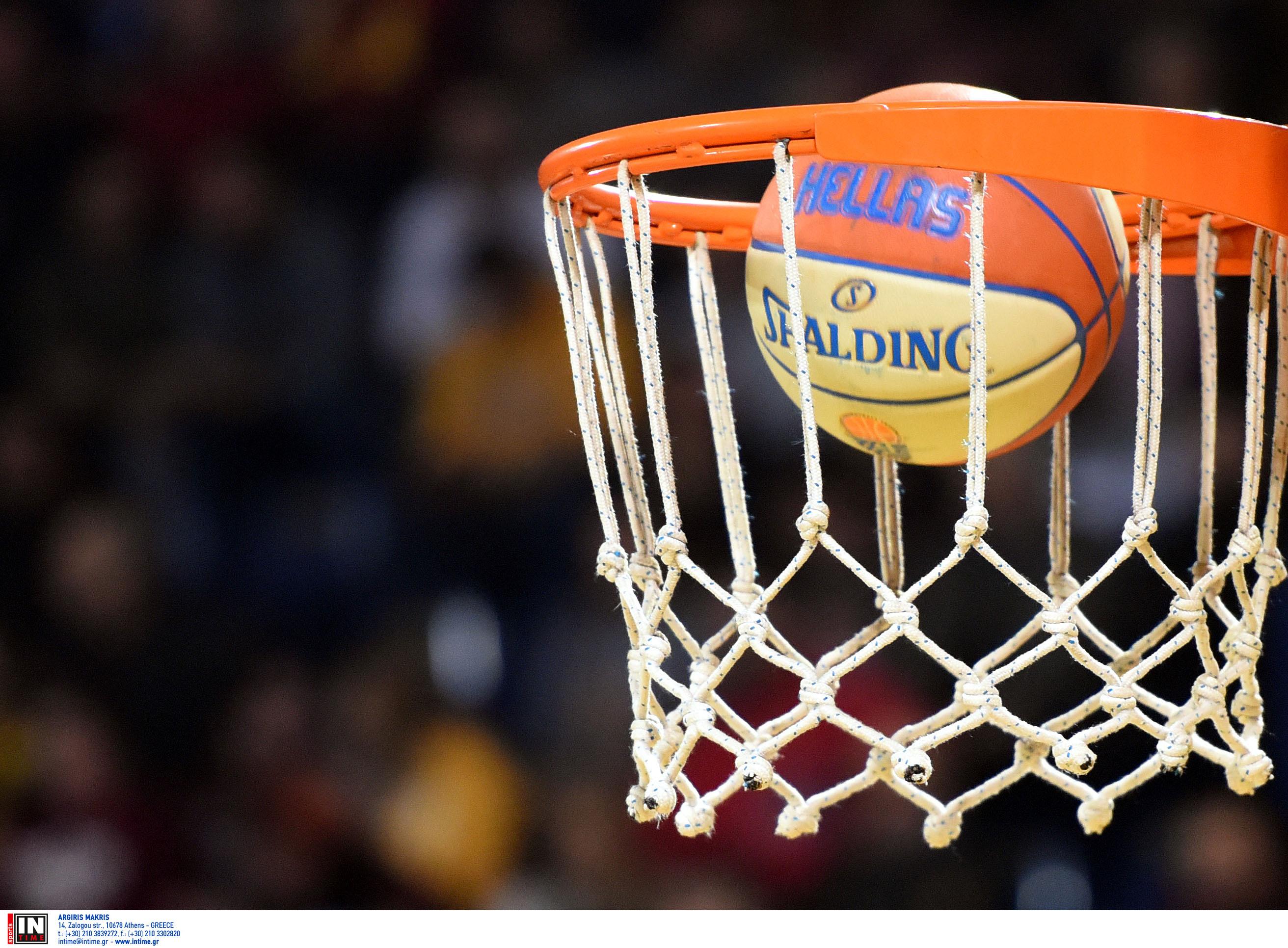 Ξεκινάει η Basket League! Το πρόγραμμα της πρώτης αγωνιστικής