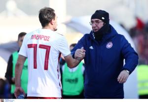 Χριστοδουλόπουλος: H αφιέρωσή του γκολ στο γιατρό της ομάδας! [pic, video]