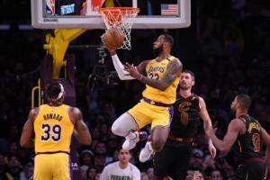 NBA: Ο Λεμπρόν Τζέιμς στεναχώρησε τους Καβαλίερς! video