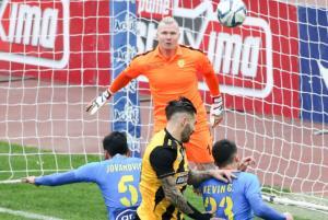 """ΑΕΚ – Παναιτωλικός 3-1 ΤΕΛΙΚΟ: Μπήκε με """"τριάρα"""" στο 2020"""