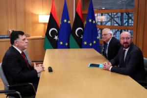 ΕΕ: Το μνημόνιο Τουρκίας και Λιβύης καταπατά δικαιώματα τρίτων κρατών