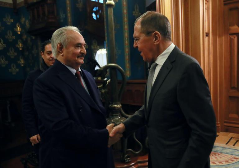Λιβύη: Προθεσμία δυο ημέρων ζητάει τώρα ο Χάφταρ!