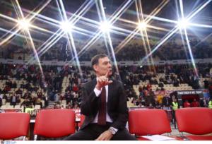 Ολυμπιακός – Άλμπα: Ιδιαίτερο πανό για Μπαρτζώκα στο ΣΕΦ!