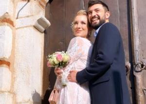 Ολίβια Γαβρίλη: Το φωτογραφικό άλμπουμ του γάμου της πρώην συζύγου του Μάνου Αντώναρου!