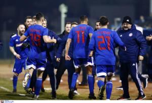 """Λαμία – Ολυμπιακός 0-4 ΤΕΛΙΚΟ: """"Σόου"""" από Ελ Αραμπί και εντυπωσιακό """"διπλό"""""""