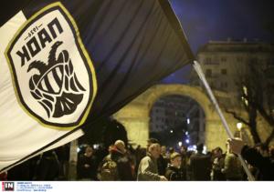 """Οι οπαδοί του ΠΑΟΚ καλούν σε συλλαλητήριο! """"Ο πόλεμος μόλις ξεκίνησε"""""""
