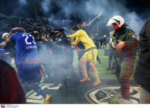 Ποινές φυλάκισης σε τέσσερις οπαδούς του ΠΑΟΚ για επεισόδια σε ματς με τον Ολυμπιακό!