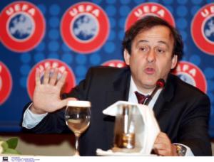 """Δηλώσεις """"σοκ"""" από Πλατινί! """"FIFA, UEFA και CAS λειτουργούν σαν μαφία"""""""