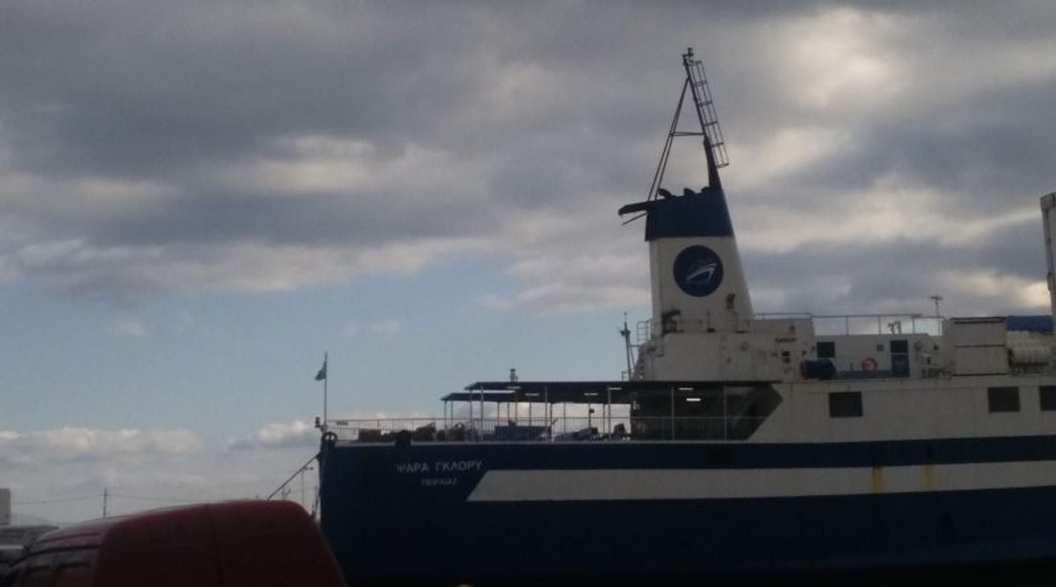 Τραγωδία στα Ψαρά! 58χρονος ναύτης βρέθηκε να επιπλέει δίπλα στο πλοίο του