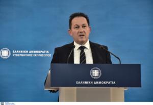 Πέτσας: Μετά την ψήφιση του εκλογικού νόμου οι ανακοινώσεις για τον Πρόεδρο της Δημοκρατίας
